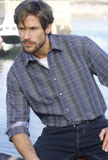 Choisir chemise homme
