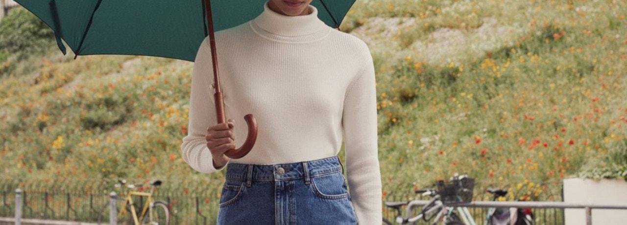 Comment porter la jupe en jean ? | La Redoute