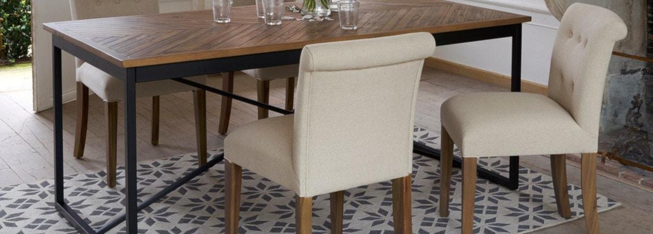La chaise de salle à manger pour un espace convivial | La
