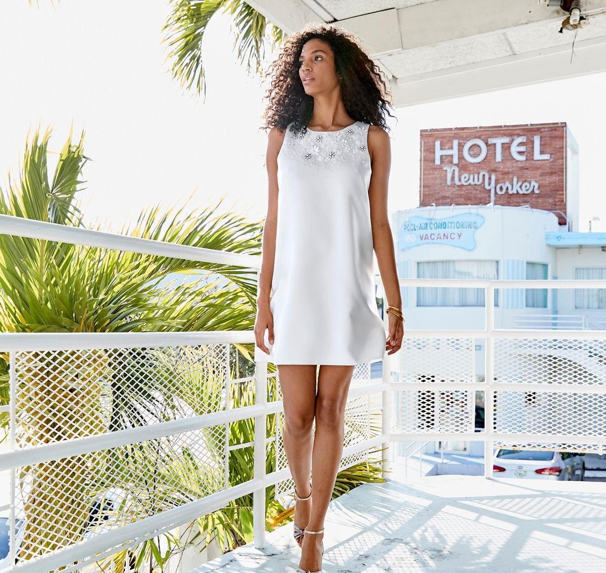 a56d2694dc Quelle robe pour un mariage sur la plage ?   La Redoute