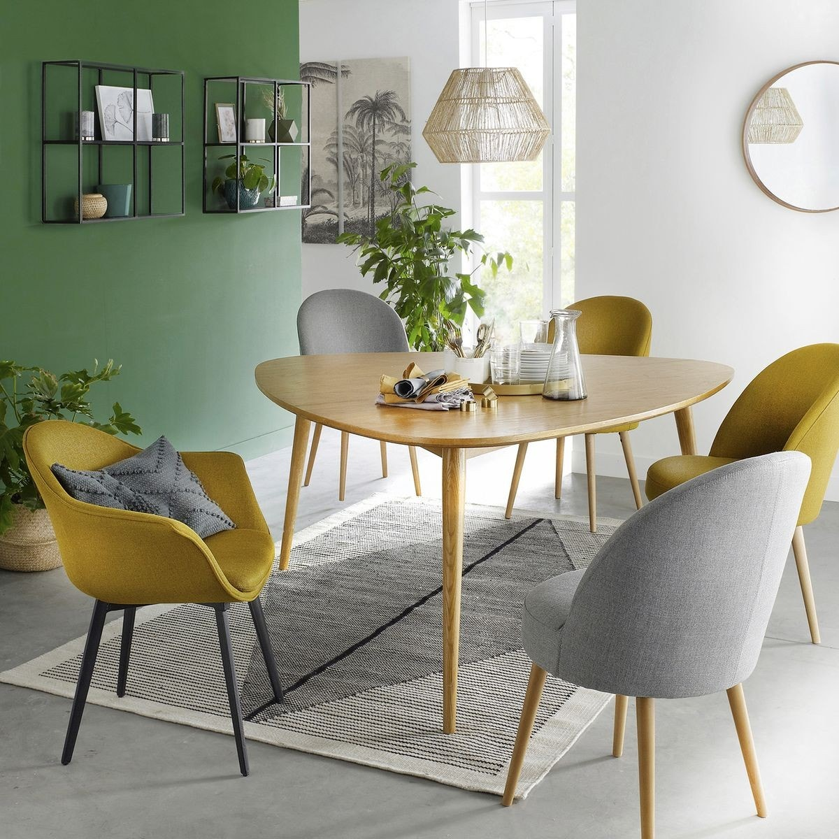 la chaise de salle � manger pour un espace convivial | la