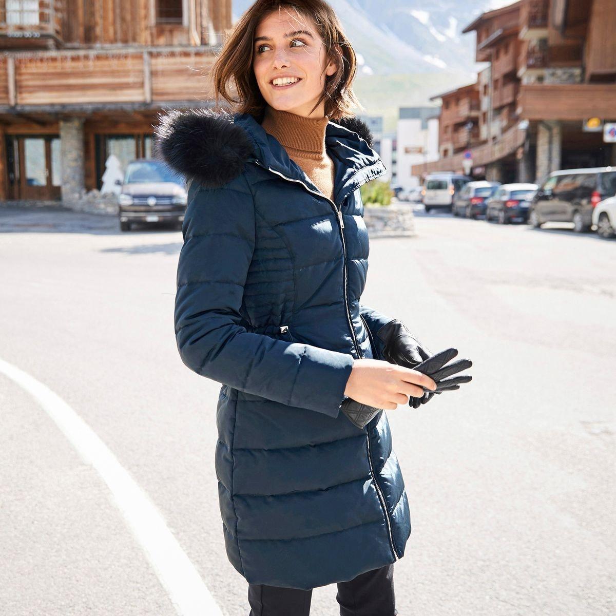 une saison au chaud avec le manteau hiver pour femme la. Black Bedroom Furniture Sets. Home Design Ideas