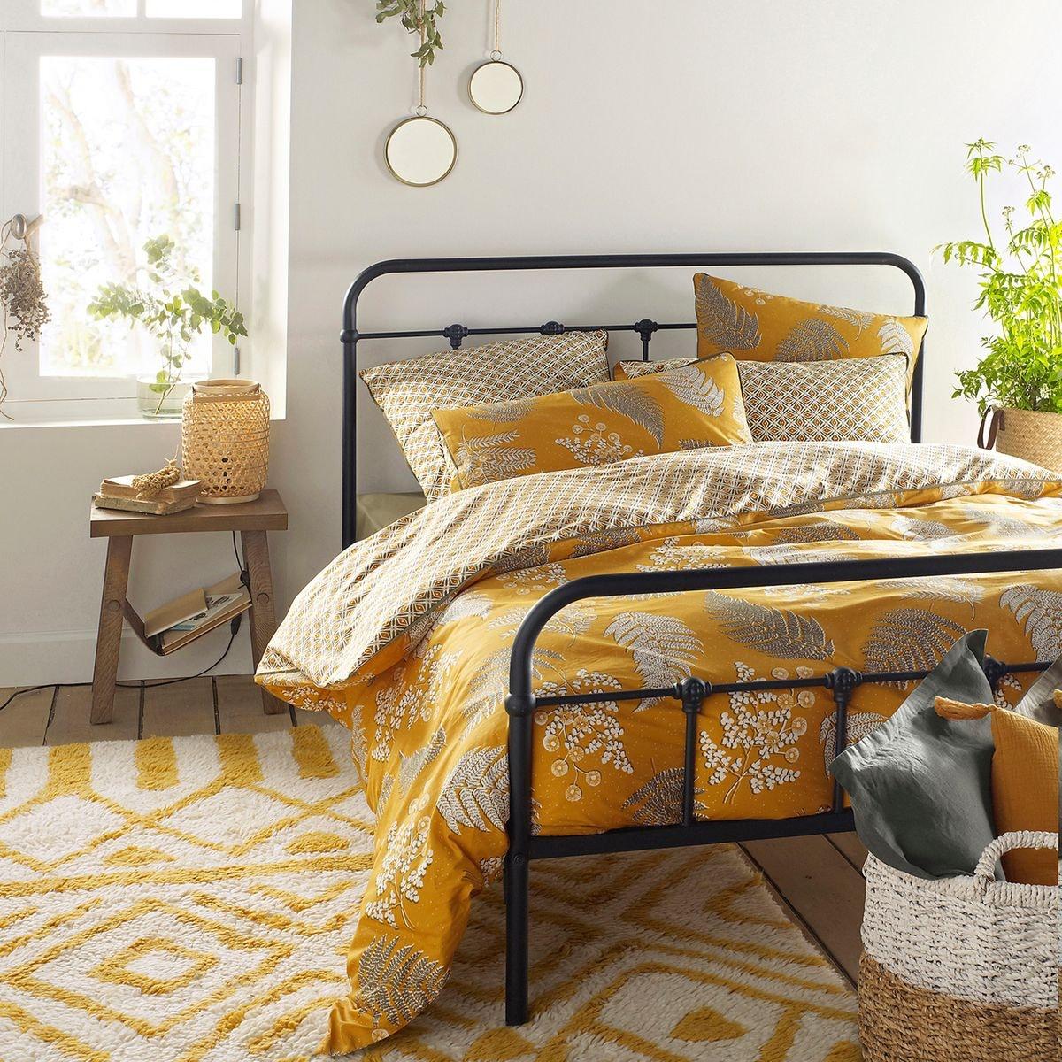comment bien choisir sa housse de couette la redoute. Black Bedroom Furniture Sets. Home Design Ideas