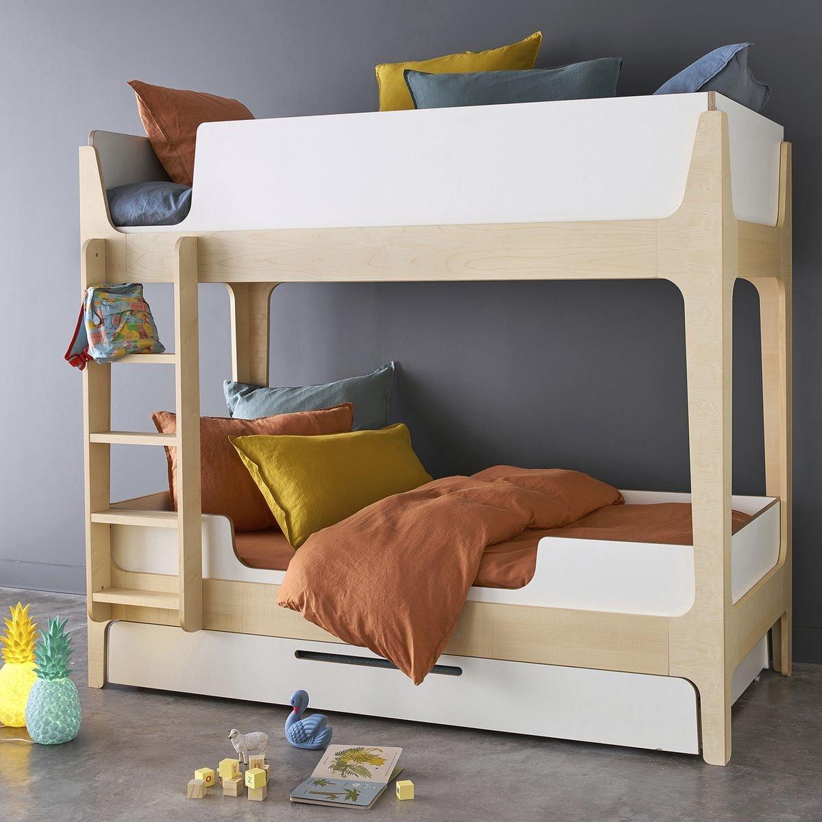 Lit Superposé 3 Étages lit superposé : une solution gain de place pour la chambre d