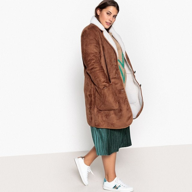 manteau court la redoute