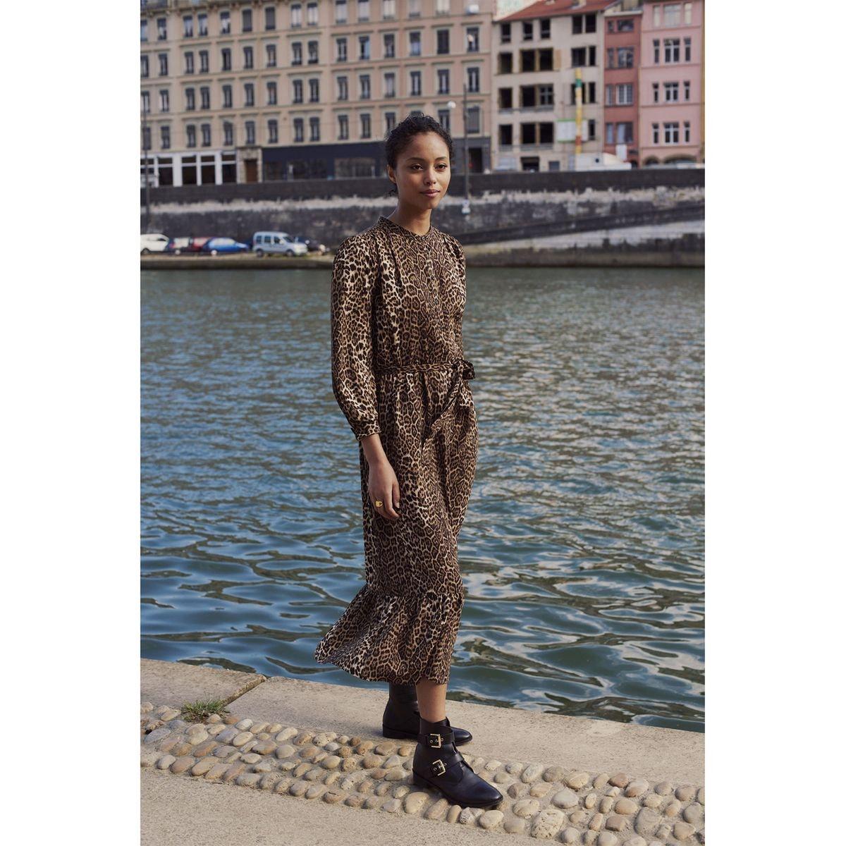 Comment Porter La Robe Longue Avec Style La Redoute