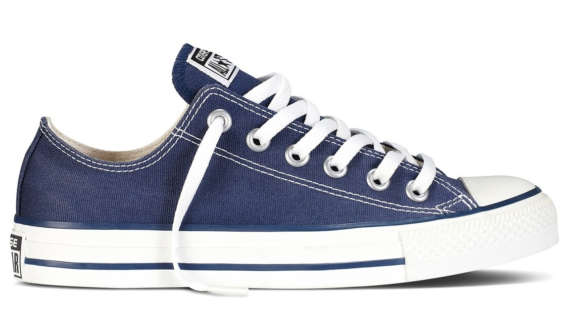 0ea3844a7ad Chuck taylor all-star ox canvas trainers
