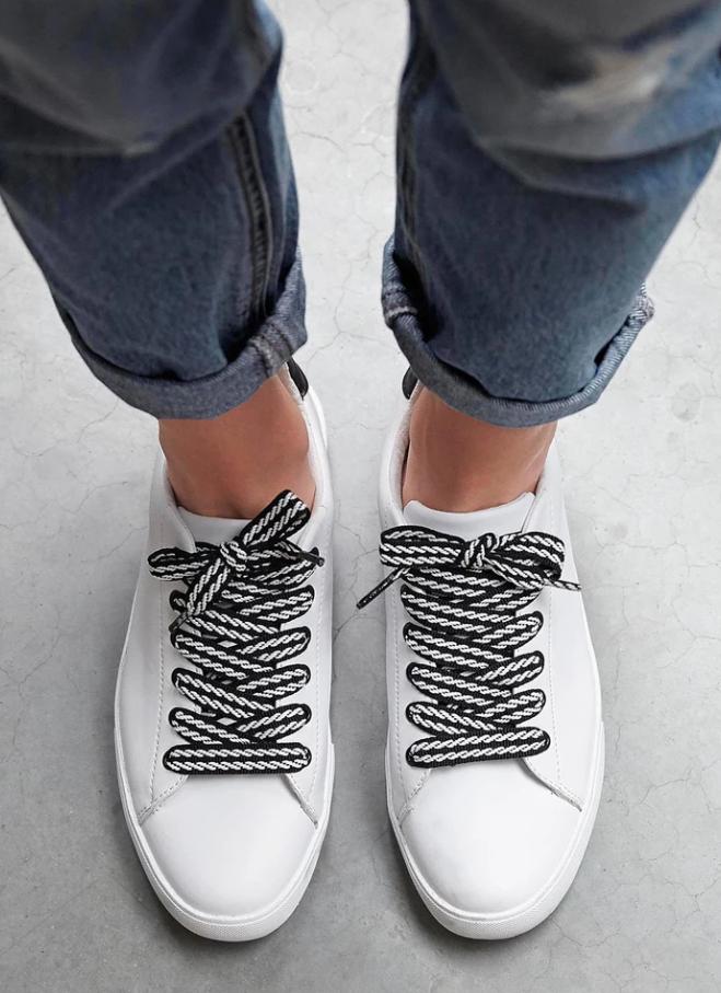 Para fãs de sapatilhas.