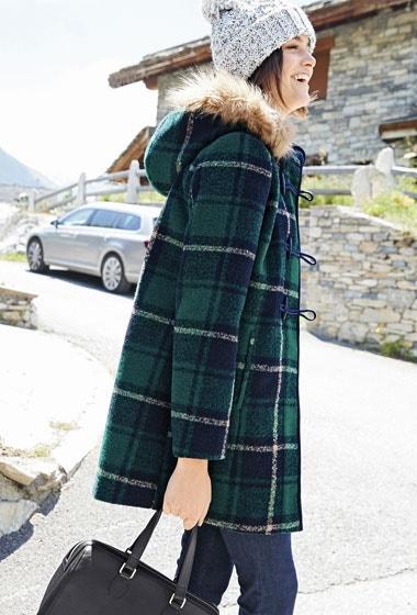Descubra os casacos que se vão usar este inverno.