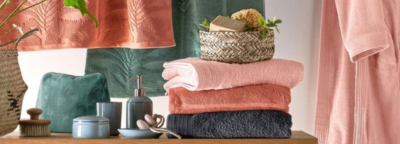 Conseils pour choisir les meilleures serviettes de bain   La Redoute