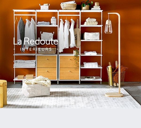 RANGEMENT en vente flash chez LA REDOUTE