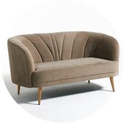 Canapés, fauteuil