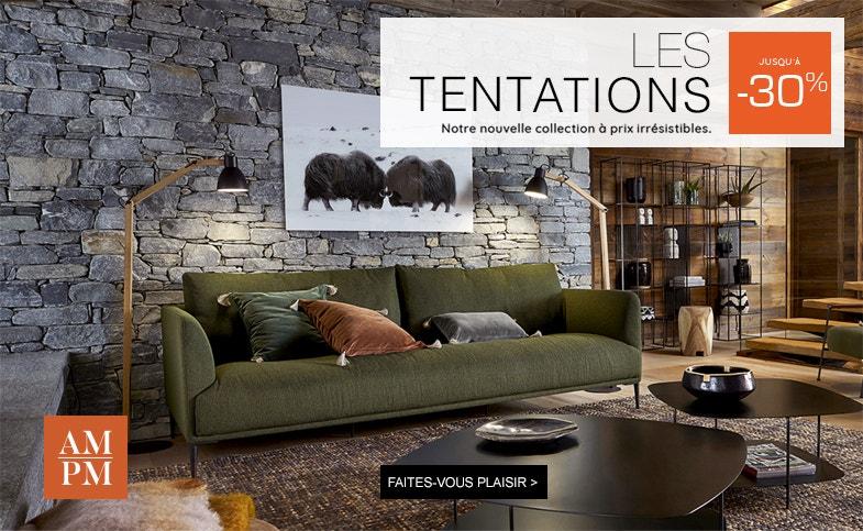 Nouvelle collection ampm meuble et d coration la redoute - La redoute fr meubles ...