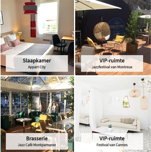 VIP-ruimte