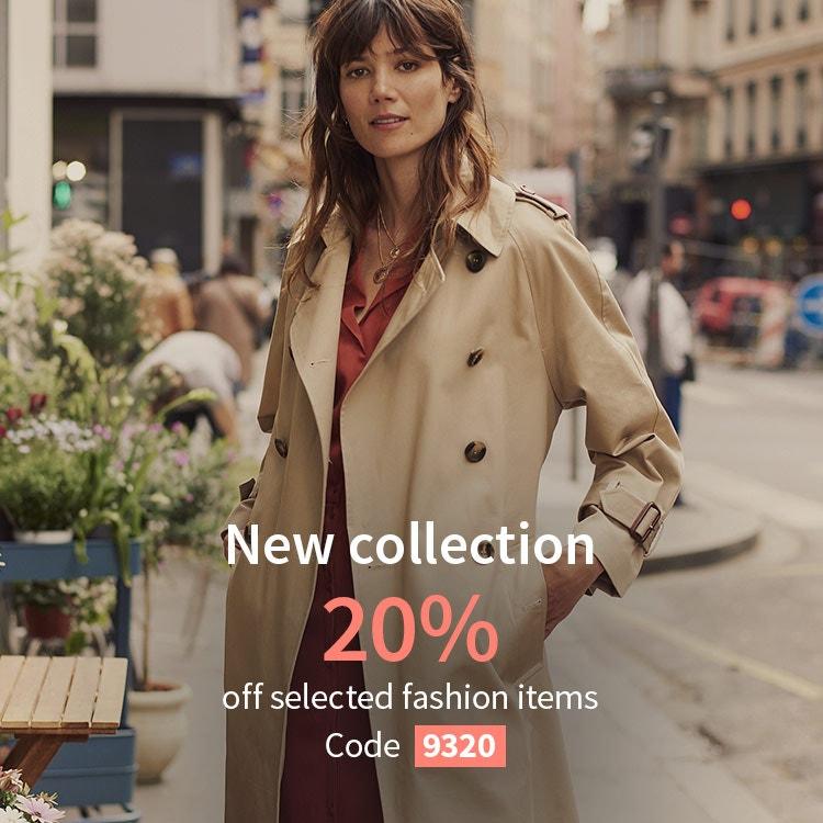 La Redoute : French fashion online, womenswear, menswear, kidswear