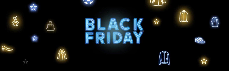 De 21 a 26 de novembro Black Friday: TUDO a -50%!