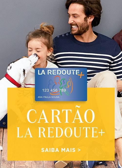 Todas as vantagens do Cartão LaRedoute>