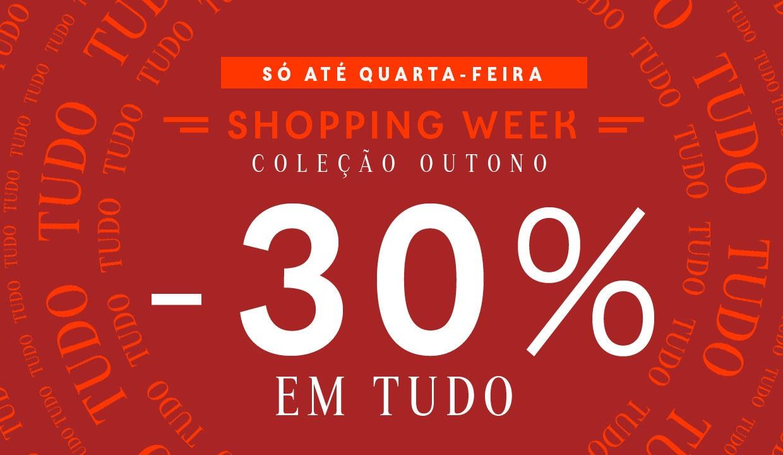 Nova Coleção com -30% em TUDO!