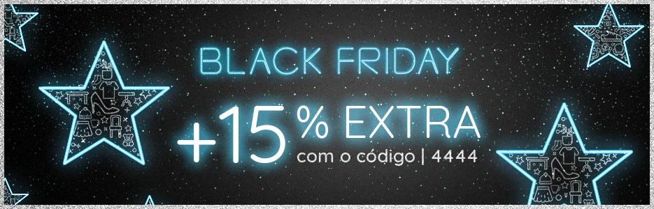 até 60% +15% EXTRA com o código 4444