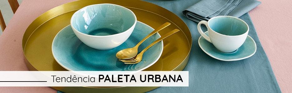 Tendência Paleta Urbana