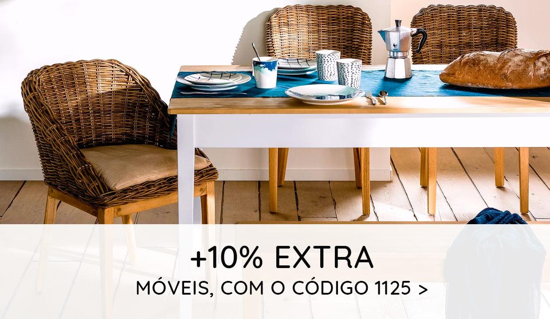 +10% EXTRA Móveis