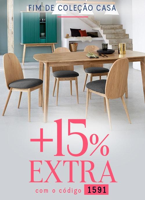 +15% extra
