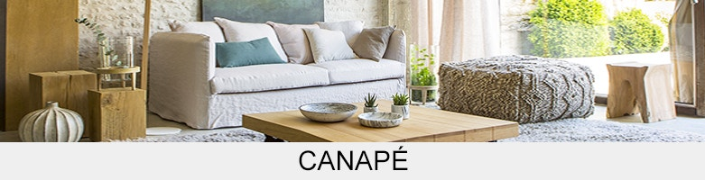 Canapé Ampm En Solde   La Redoute