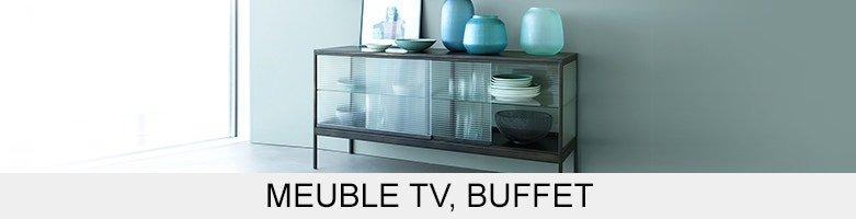 meuble tv buffet ampm en solde la redoute. Black Bedroom Furniture Sets. Home Design Ideas