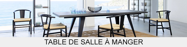 table de salle manger ampm la redoute. Black Bedroom Furniture Sets. Home Design Ideas
