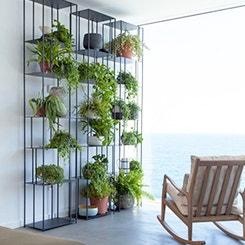 Nouvelle collection ampm meubles d coration en solde la for Solde plante interieur