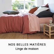 Linge De Maison La Redoute