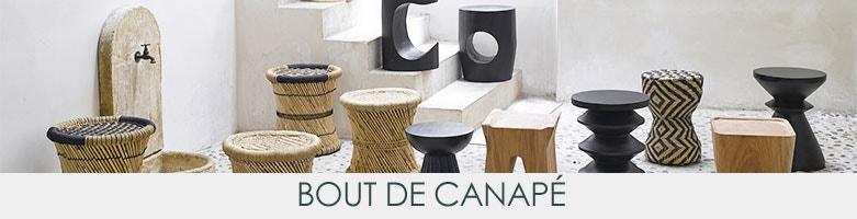 bout de canap ampm la redoute. Black Bedroom Furniture Sets. Home Design Ideas