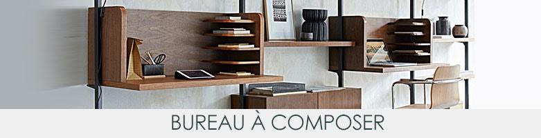 rangement bureau am pm la redoute. Black Bedroom Furniture Sets. Home Design Ideas