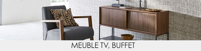 meuble tv buffet am pm la redoute. Black Bedroom Furniture Sets. Home Design Ideas