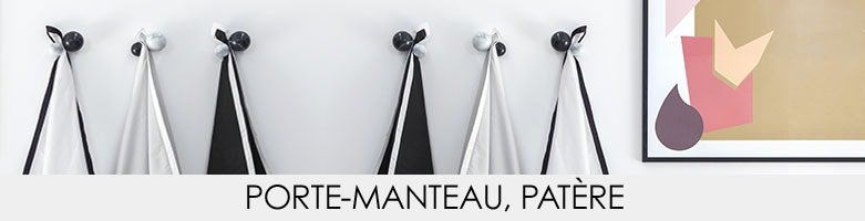 porte manteau pat re ampm la redoute. Black Bedroom Furniture Sets. Home Design Ideas