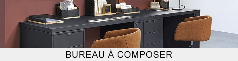 rangement bureau am pm en solde la redoute. Black Bedroom Furniture Sets. Home Design Ideas