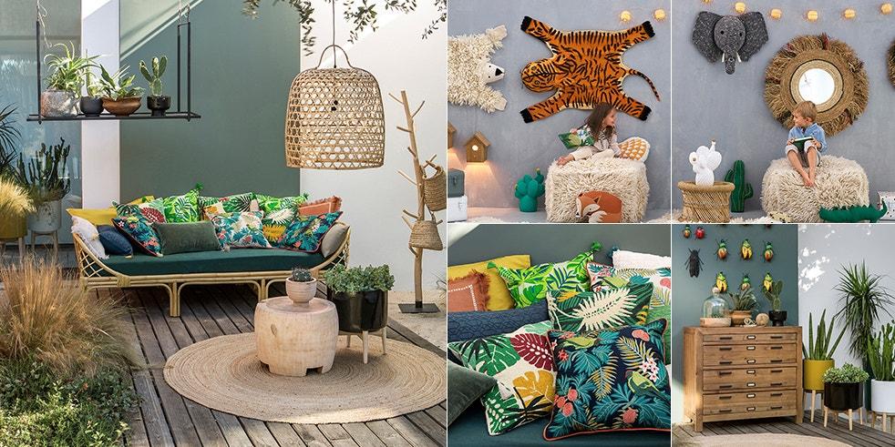Nouvelle collection ampm meubles d coration la redoute - La redoute decoration ...