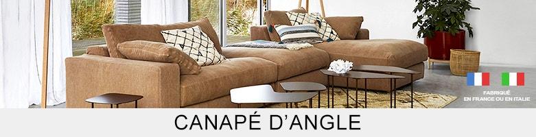 canap d 39 angle ampm la redoute. Black Bedroom Furniture Sets. Home Design Ideas