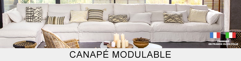 canap modulable ampm la redoute. Black Bedroom Furniture Sets. Home Design Ideas