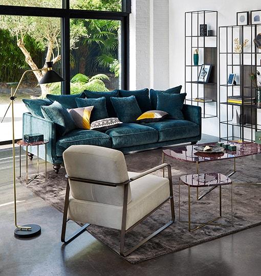Nouvelle collection ampm meubles d coration la redoute - Meubles la redoute ampm ...