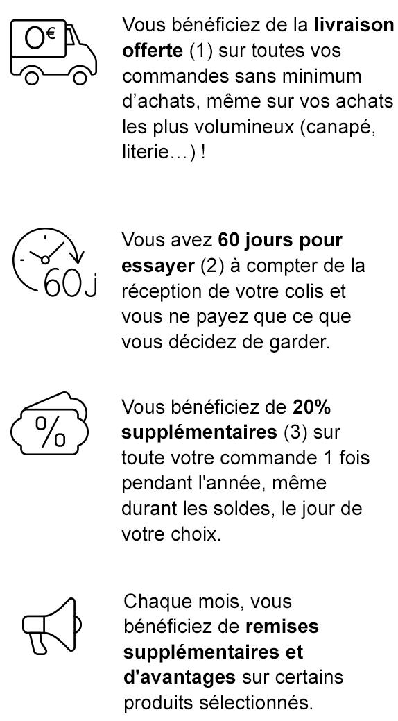 R premium   La Redoute