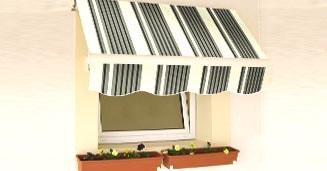 store banne sunstyl stunning store banne coffre entier motoris et manuel blanc mtallique ecru. Black Bedroom Furniture Sets. Home Design Ideas