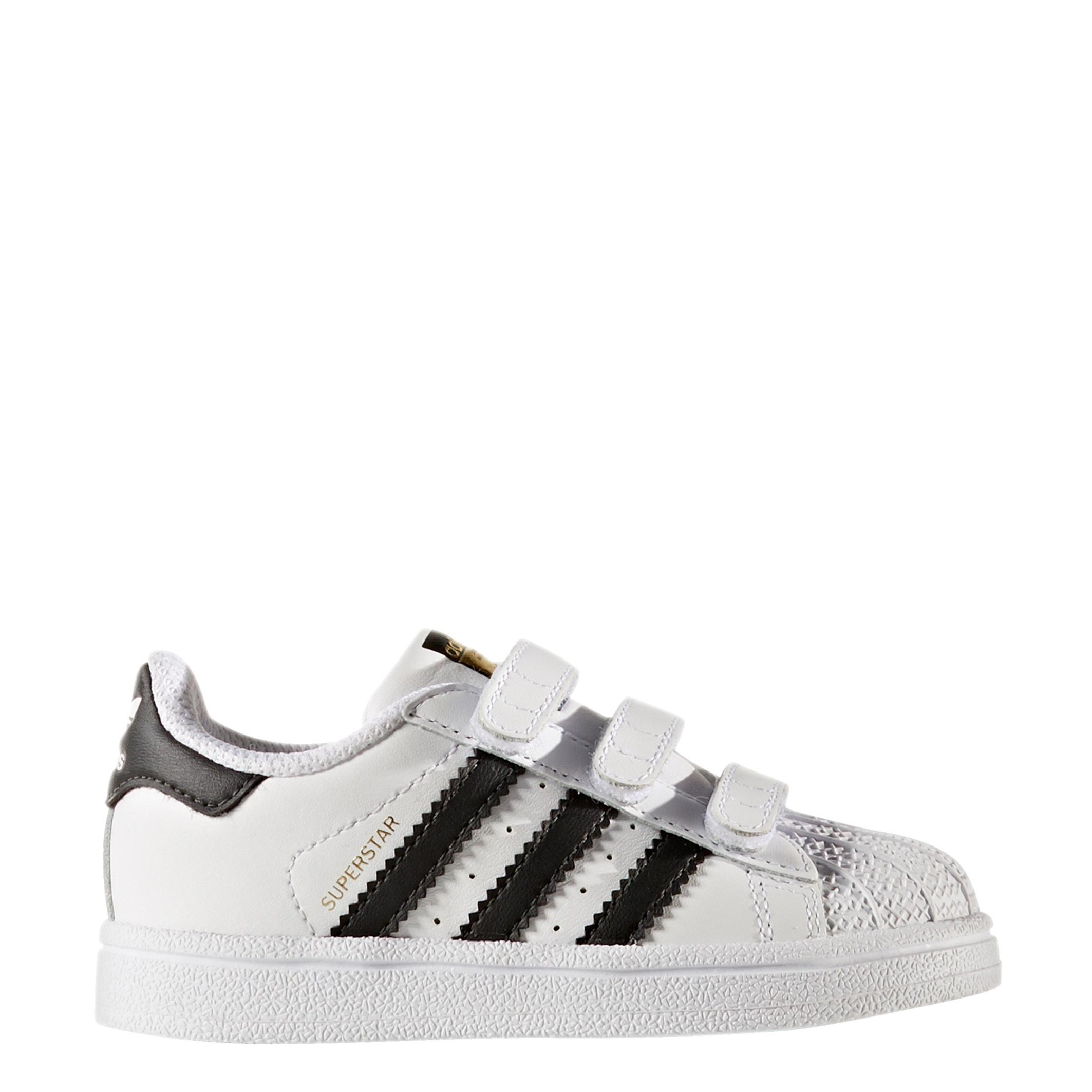Baskets scratch superstar cf i blanc/noir Adidas Originals | La ...