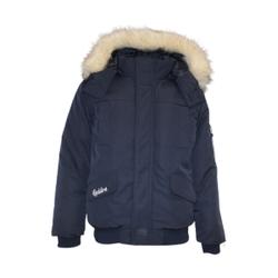 Abrigo cálido con capucha 10 - 16 años
