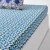 Drap-housse, imprimé, Blue Riviera La Redoute Interieurs