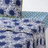 Drap imprimé, pur coton, Blue Riviera La Redoute Interieurs