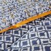 Manta em voile de algodão acolchoado Amone La Redoute Interieurs