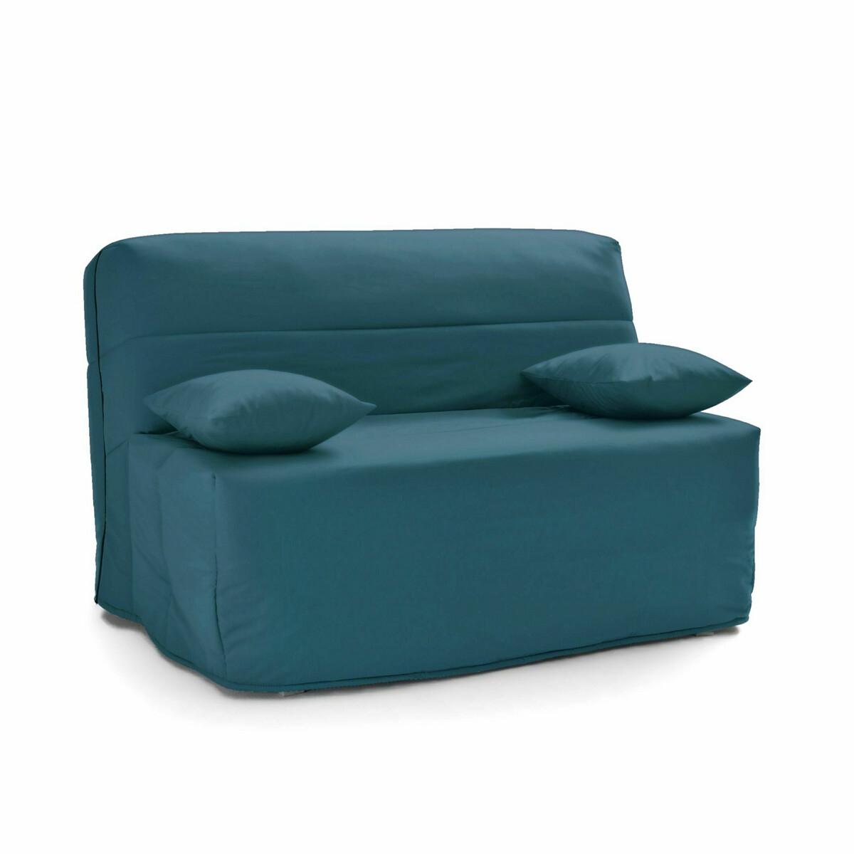 Чехол LaRedoute Для дивана 3 варианта размера дивана 1 Д93хВ89хГ99 2Д140хВ94х110 3Д170хВ94х110 90 x 190 см синий