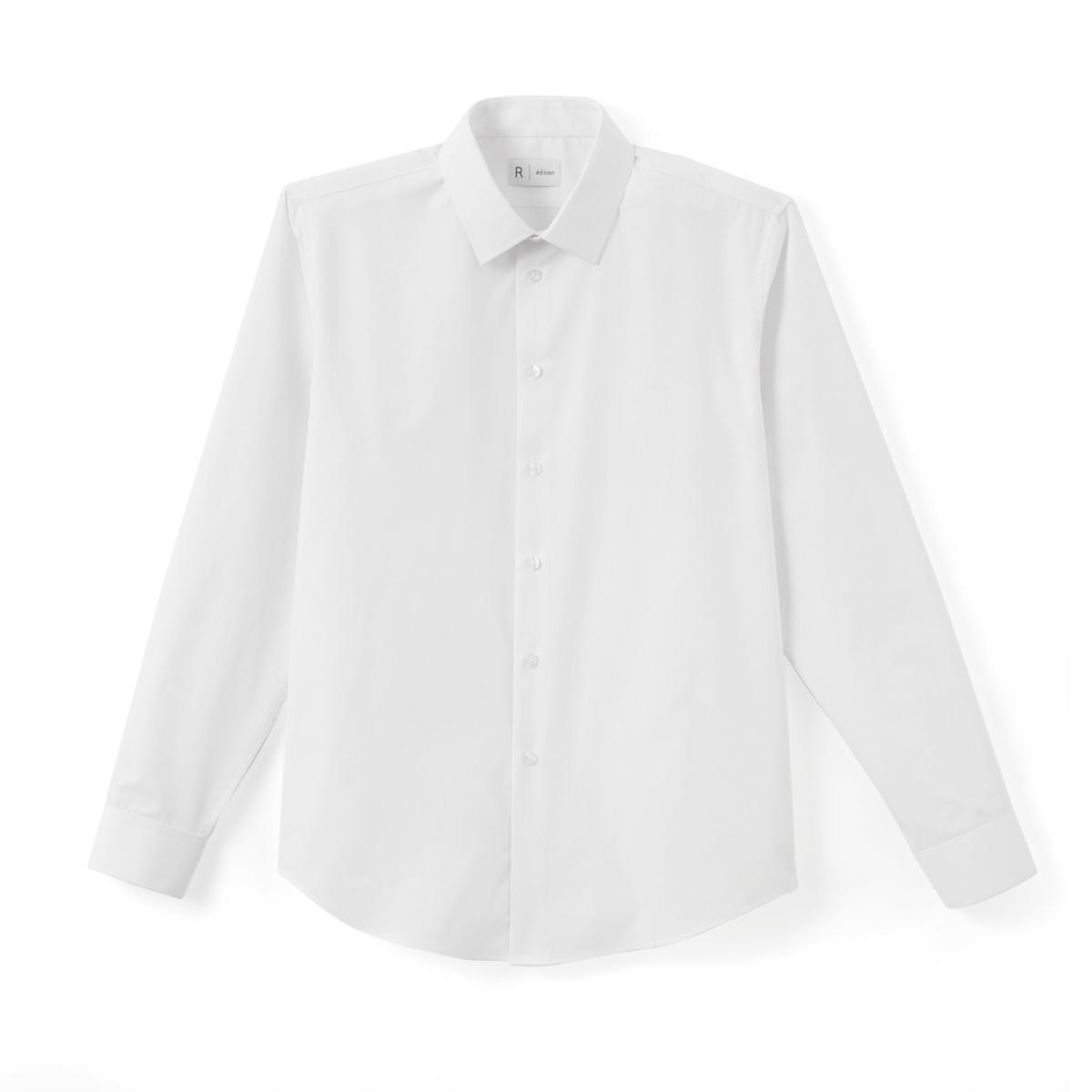 Рубашка прямого покрояРубашка с длинными рукавами. Стандартный (прямой) покрой. Классический воротник со свободными кончиками. Легкая глажка.Состав и описание : Материал          55% хлопка, 45% полиэстераДлина       78 см Марка          R edition Уход: :Машинная стирка при 30° на деликатном режиме с вещами подобного цвета Стирка и глажка с изнаночной стороныСухая чистка и машинная сушка запрещеныГладить на низкой температуре<br><br>Цвет: белый,небесно-голубой,серый,синий морской,черный<br>Размер: 47/48.45/46.41/42.39/40.37/38.35/36.43/44.41/42.35/36.43/44.39/40.47/48.45/46.43/44.41/42.39/40.47/48.43/44.41/42.39/40.41/42