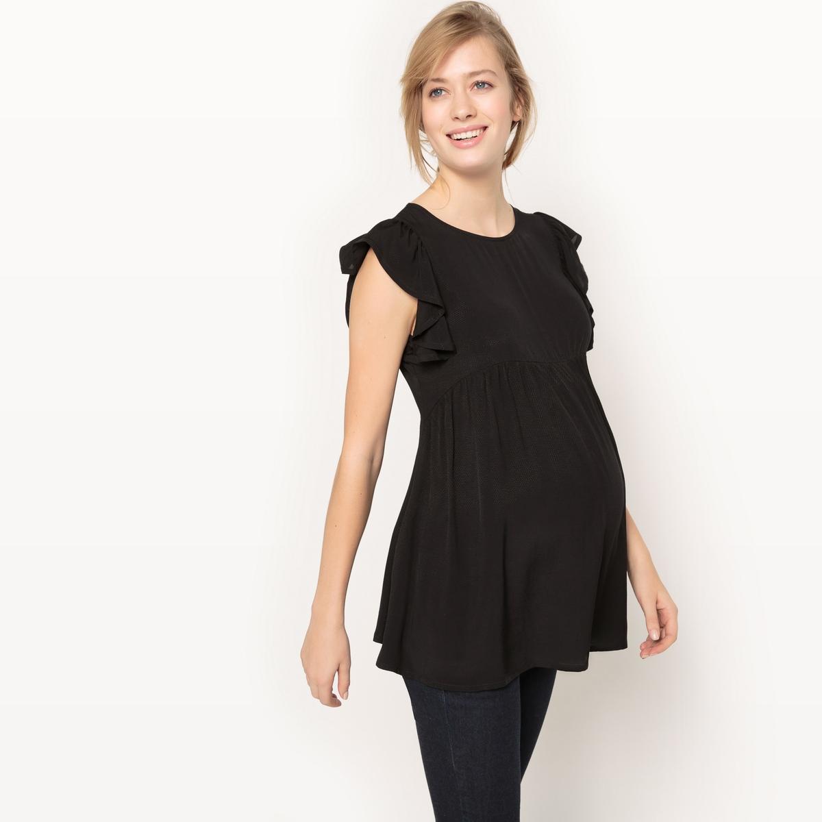 Блузка для периода беременности